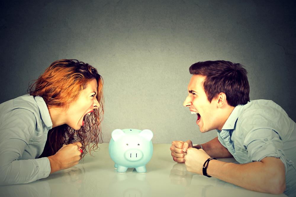 кредит при разводе