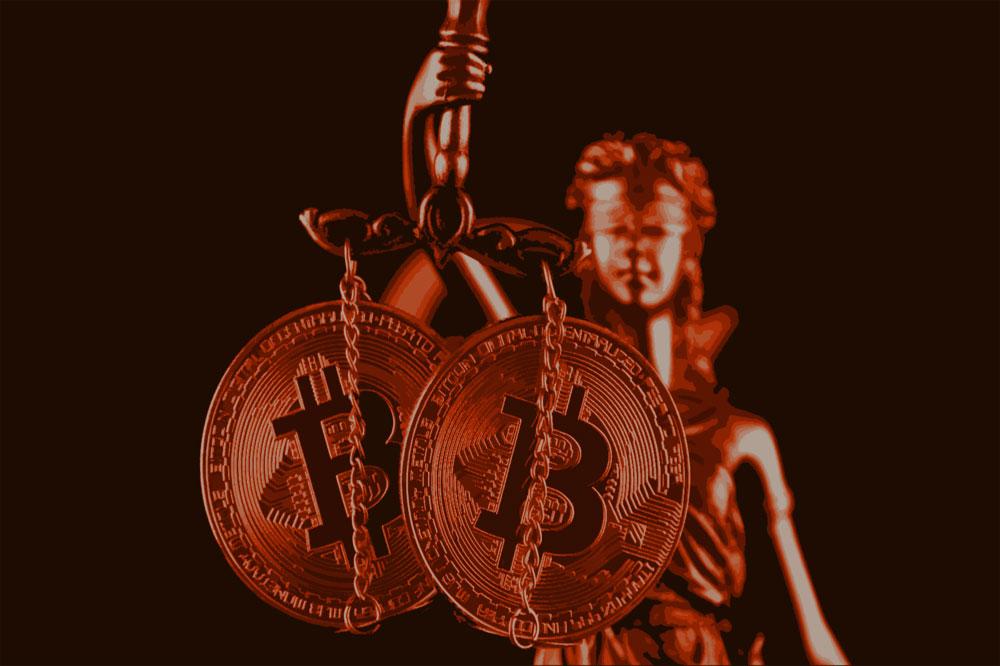 биткоин в законе